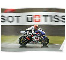 British Moto Grand Prix 3 Poster