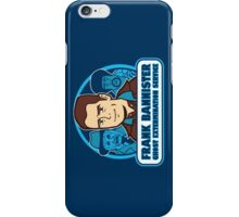 Frightener Ghost Extermination Service iPhone Case/Skin