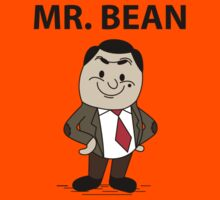 Mr. Bean Kids Clothes
