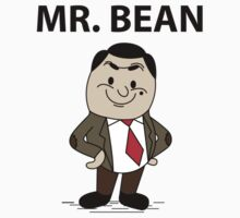 Mr. Bean Kids Clothes