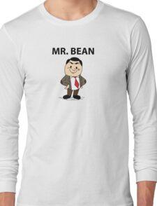 Mr. Bean Long Sleeve T-Shirt