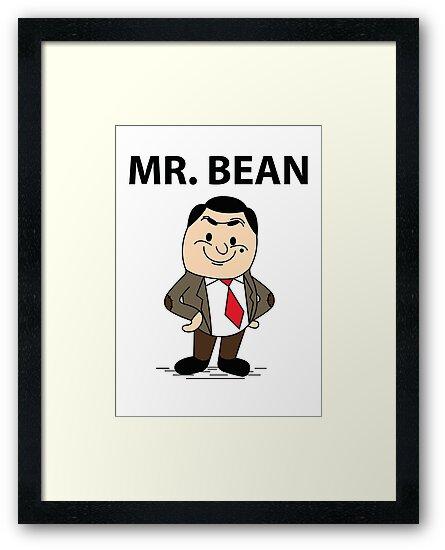 Mr. Bean by Scott Weston