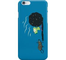 Dung Roller Katamari iPhone Case/Skin