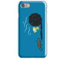 Dung Roller Katamari iPhone Case/Skin