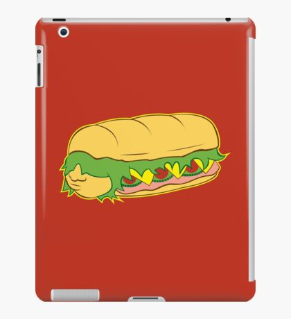 Hoagie iPad Case/Skin