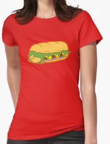 Hoagie Womens Fitted T-Shirt
