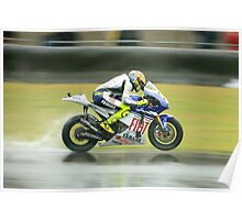 British Moto Grand Prix 2 Poster
