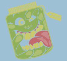 Slimer in a Jar Kids Clothes
