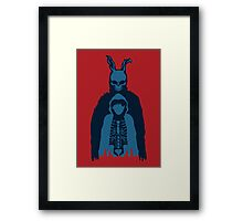His name is Frank Framed Print