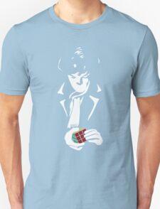 Nothing left unsolved (White) Unisex T-Shirt