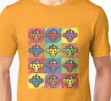 Monkey Blista Pattern Mosaic Unisex T-Shirt