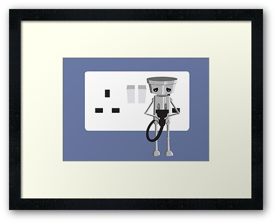 Imported Chibi Robo  by Scott Weston