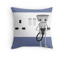 Imported Chibi Robo  Throw Pillow