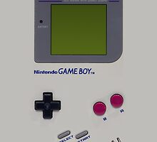 Nintendo Gameboy Pocket Classic Phone Case by Jen *