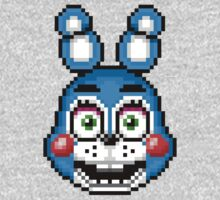 Five Nights at Freddy's 2 - Pixel art - Toy Bonnie Kids Clothes