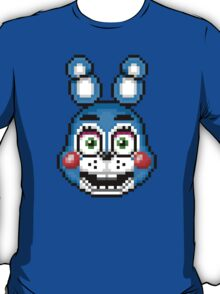 Five Nights at Freddy's 2 - Pixel art - Toy Bonnie T-Shirt