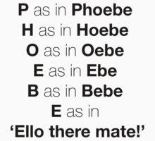 Phoebe by ARTP0P