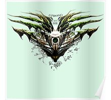 Dragon-Borne (strong as oak) Poster