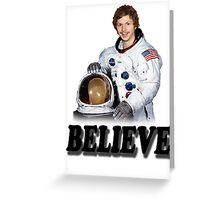Michael Cera - Believe Greeting Card