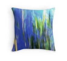 'Froid Spear' Throw Pillow