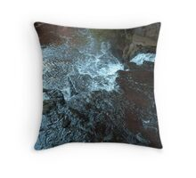 Love is the river of life in the world Throw Pillow