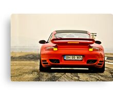 911 Turbo...1000hp Canvas Print