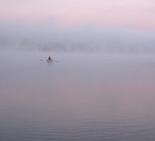 The Rower by Michael  Dreese