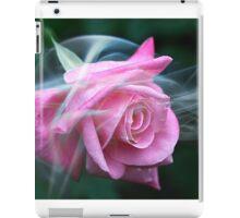 Smokin' Rose iPad Case/Skin