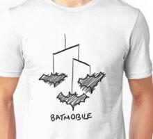 Bat Mobile Unisex T-Shirt