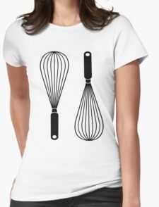 Whisk Womens Fitted T-Shirt