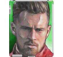 Aaron 'Rambo' Ramsey iPad Case/Skin