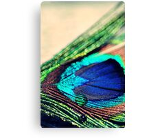 Waterdrop Canvas Print