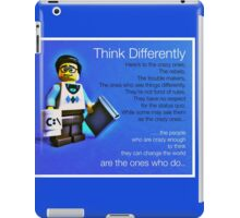 Think differently...... iPad Case/Skin