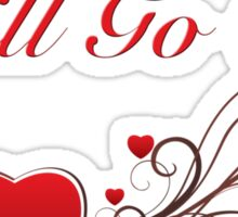 Titanic! My heart will go on! SALE! Sticker
