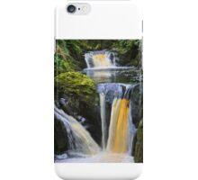 "the wonderful ""pecca falls"" yorkshire dales iPhone Case/Skin"