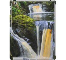"the wonderful ""pecca falls"" yorkshire dales iPad Case/Skin"