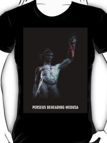 Perseus Beheading Medusa T-Shirt