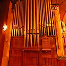 The Organ Pipes by lorilee