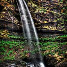 Wood's Boys Falls by Scott Ward