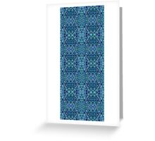 Psychedelic Waters Greeting Card