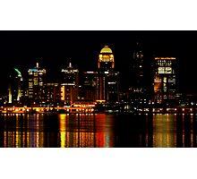 Metro Louisville Melody Photographic Print