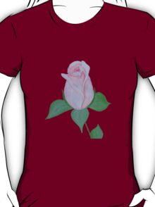 A Coral Rose T-Shirt