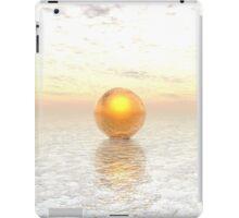 Frozen Gold iPad Case/Skin