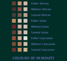 "Colours of Humanity by "" RiSH """