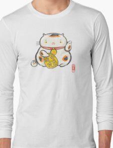 ManekiNeko [Special Lucky Toy Box] Long Sleeve T-Shirt