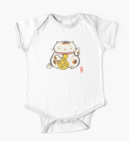 ManekiNeko [Special Lucky Toy Box] One Piece - Short Sleeve