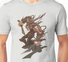 Rogue with two Swords Unisex T-Shirt
