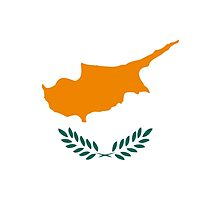 flag of cyprus by tony4urban