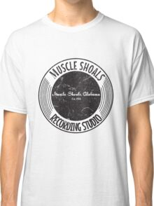 Muscle Shoals Recording Studio Classic T-Shirt