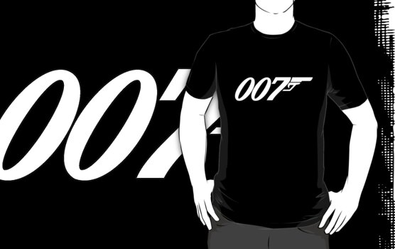 007 James Bond White and black by houseofthesith